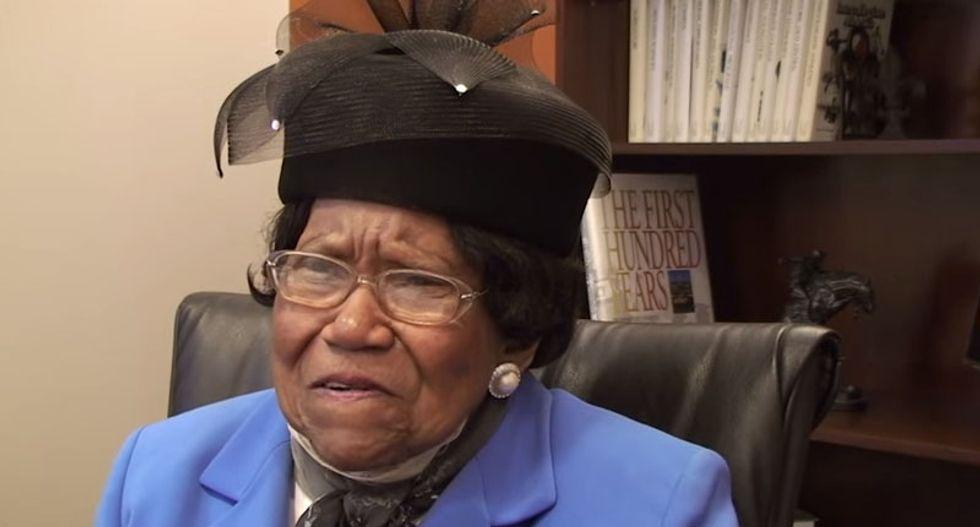 Oklahoma civil rights pioneer Nancy Randolph Davis dies at 88