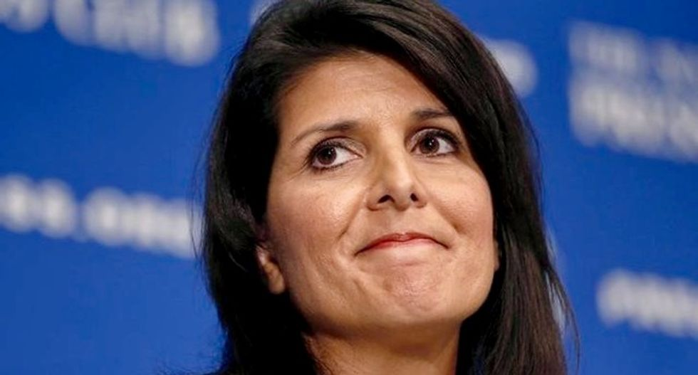 Nikki Haley ripped to shreds for giving 'permission to Donald Trump to be a bigot'