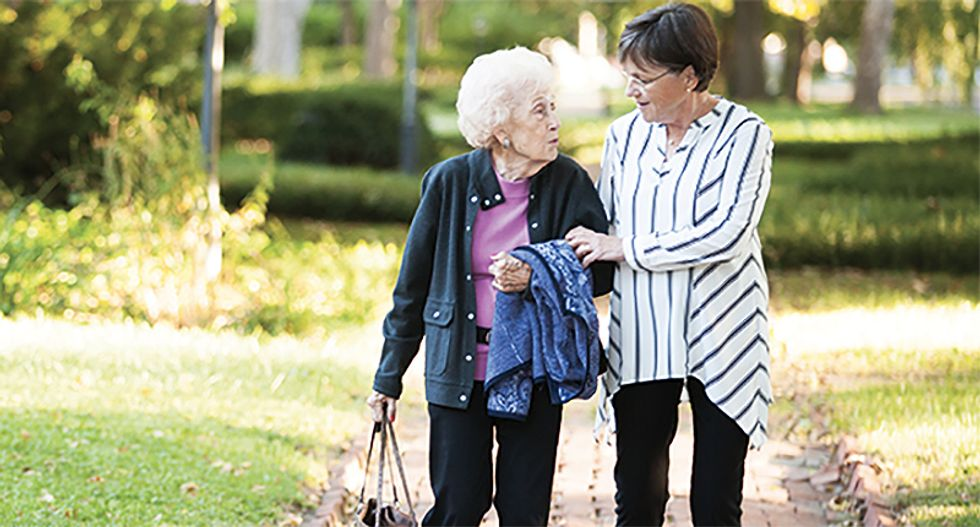 America's 53 million caregivers: More than 1 in 5 Americans are taking care of their elderly, ill and disabled relatives and friends