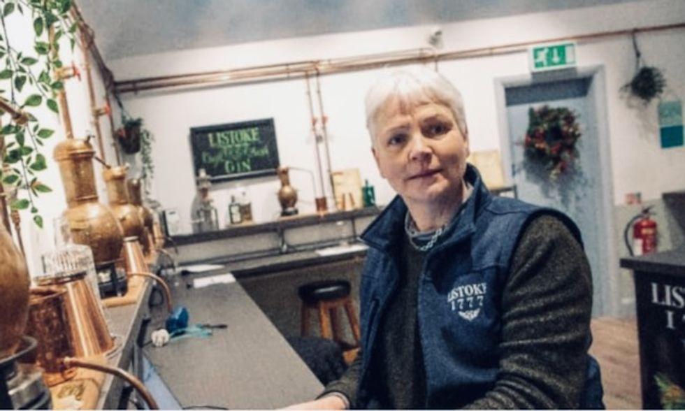 Spirited response: Irish gin distillery turns hand to sanitizer