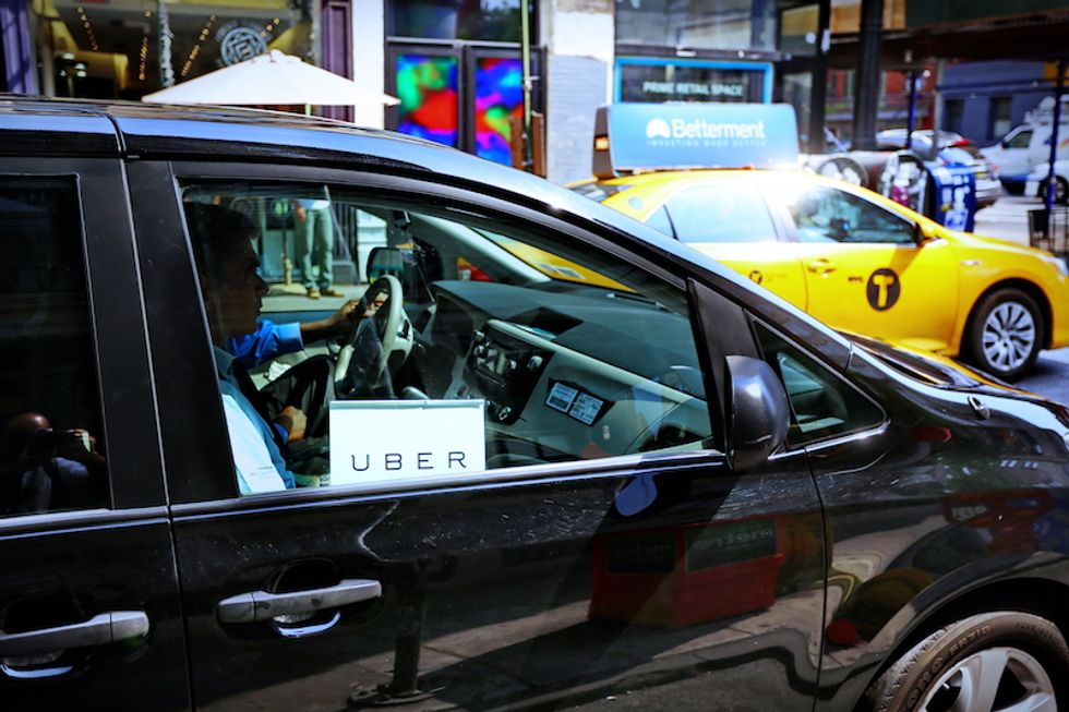 Driving for Uber or Lyft is a dumb way to make money, new study shows