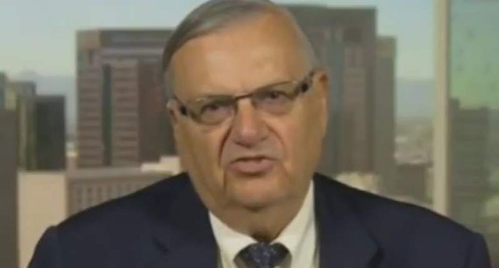 WATCH: Joe Arpaio still insists he has evidence of Obama's 'phony' birth certificate — and says we're 'gonna hear more about it'