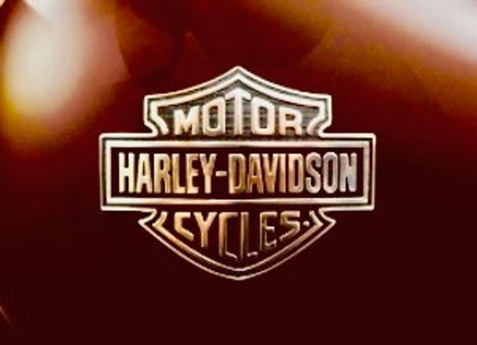 EU targets Harley Davidson, Levi's in Trump trade war