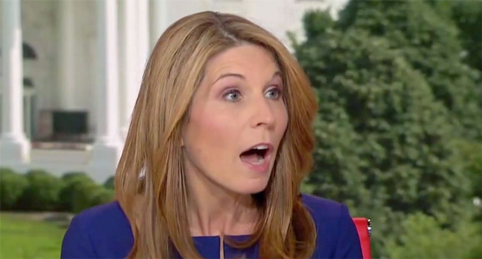 Trump busted by Nicolle Wallace for the one thing in his tax returns that will 'push him over the edge'