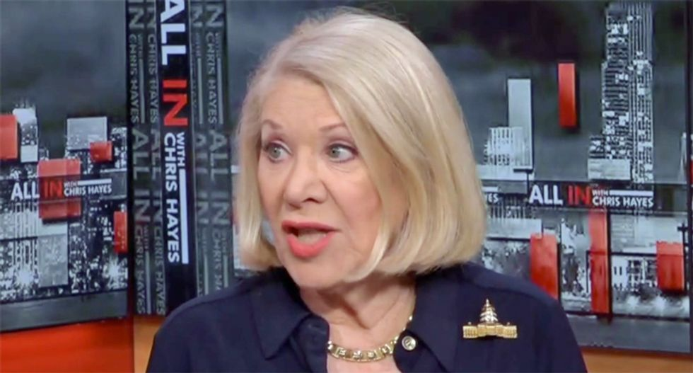 Former Watergate prosecutor paints scenario of federal marshalls forced to remove Trump from the Oval Office in stand-off over court orders