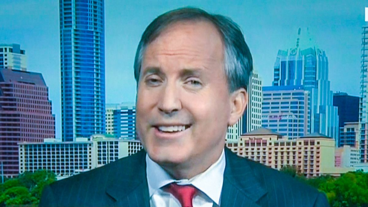 Twitter sues Texas AG Ken Paxton --and asks court to halt his investigation of the social media company