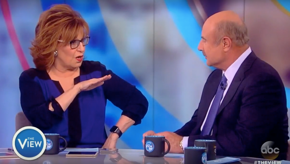 'Case closed': The View and Dr. Phil tick off list of Trump's narcissistic personality disorder traits