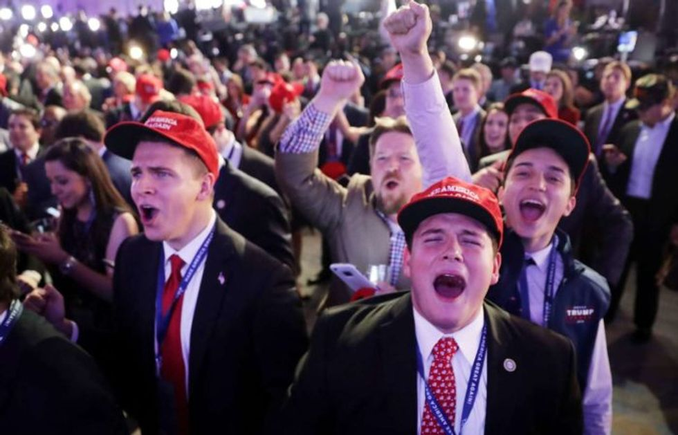 MAGA fans go wild as coronavirus hits blue states: 'Dems are dumb enough to get sick to make Trump look bad'