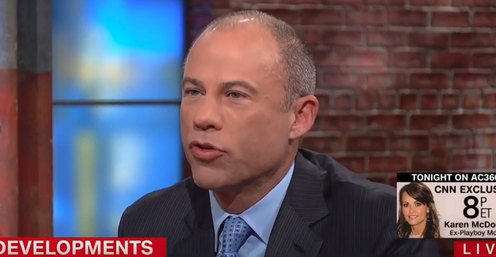 WATCH: Lawyer hints Stormy Daniels' claims in '60 Minutes' could provide fodder for Trump's impeachment