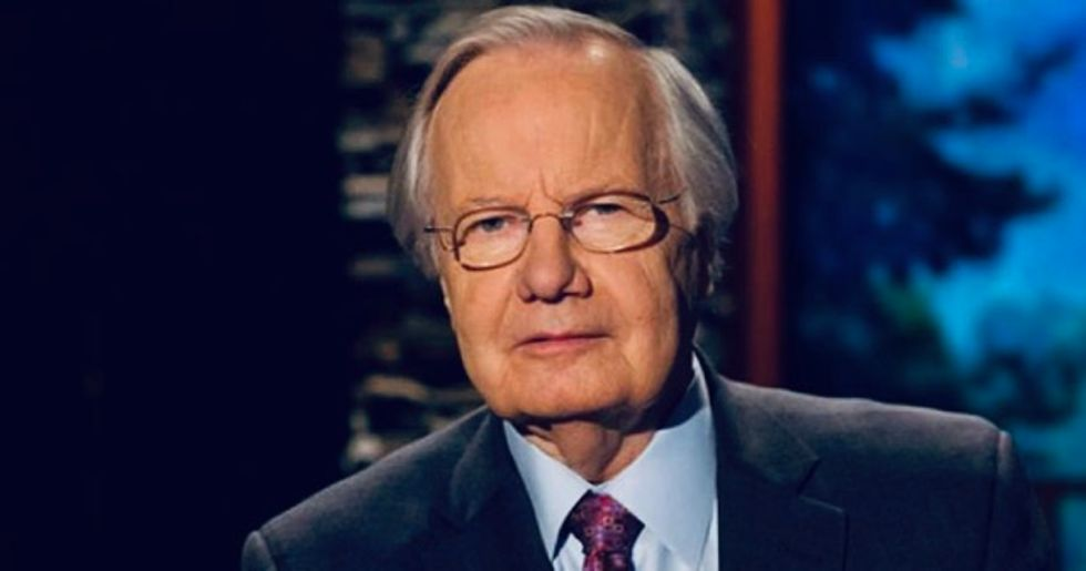 'Close but no cigar': Bill Moyers slams PBS plan to run impeachment hearings only online
