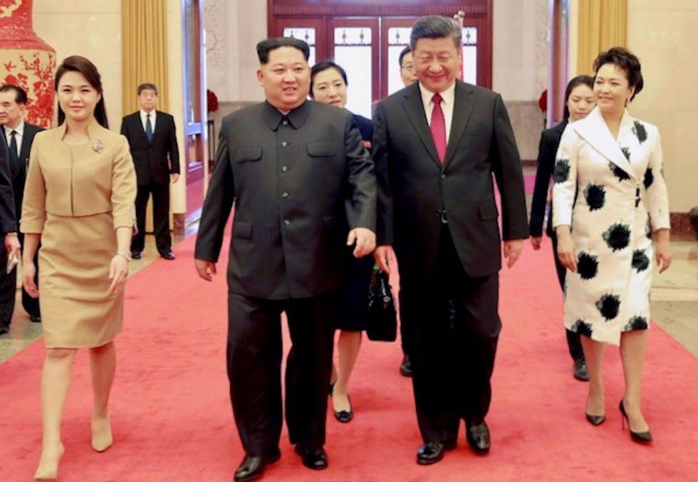 North Korea's Kim to invite U.S. experts for nuclear site shutdown