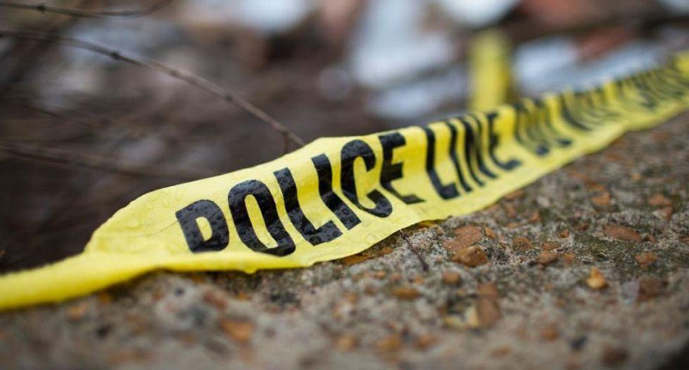 Three boys found stabbed to death in car near Los Angeles school