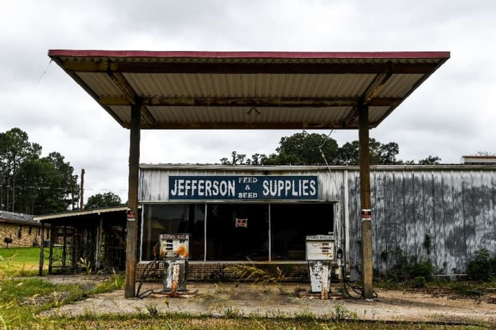 Legacy of slavery endures in Mississippi's Jefferson County