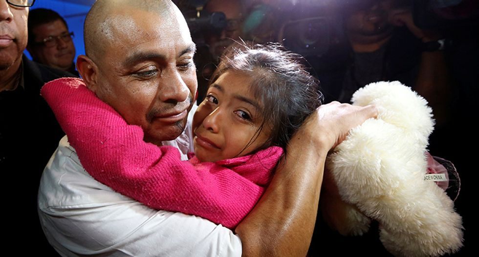 Immigrant whose daughter pleaded with Pope Francis for help has first California hearing