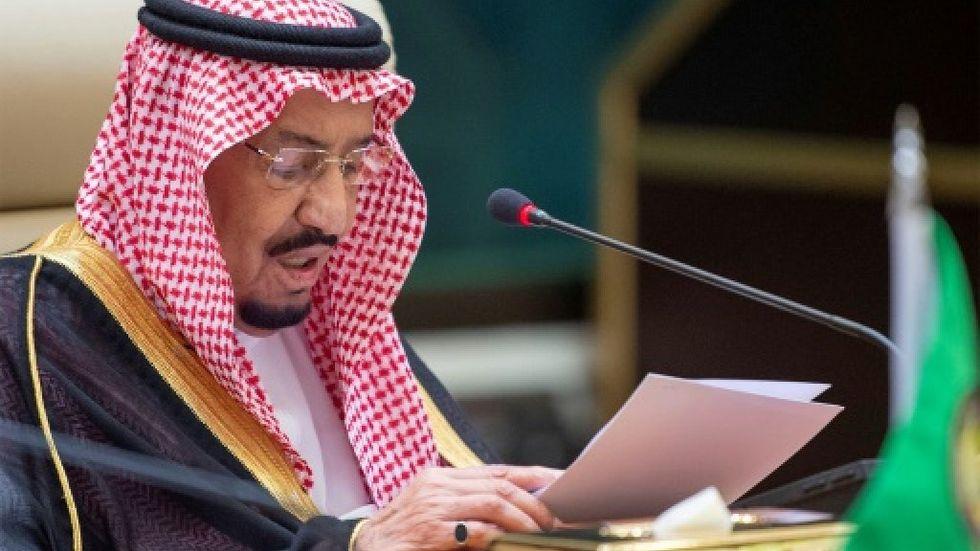 Iran accuses Saudi Arabia of 'sowing division'