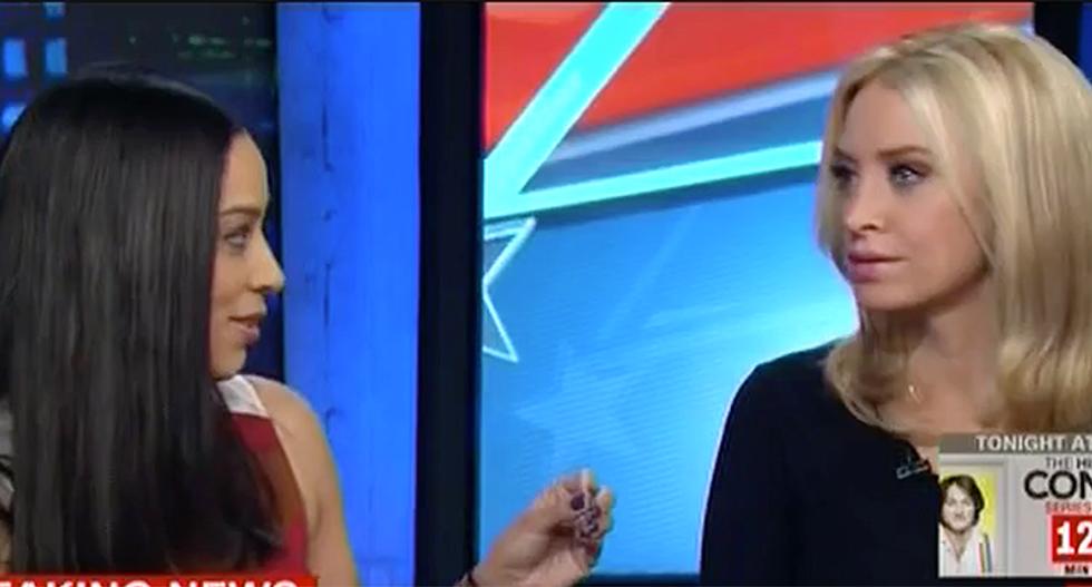 Angela Rye destroys Trump team's 'disingenuous' use of 9/11 to justify Muslim ban