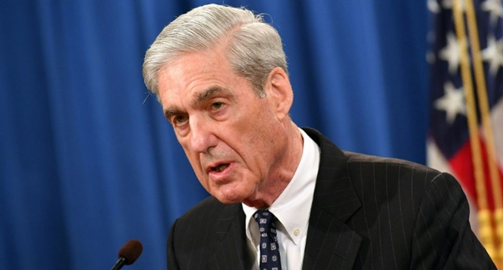 Mueller fires back at one of his former prosecutors in rare public statement