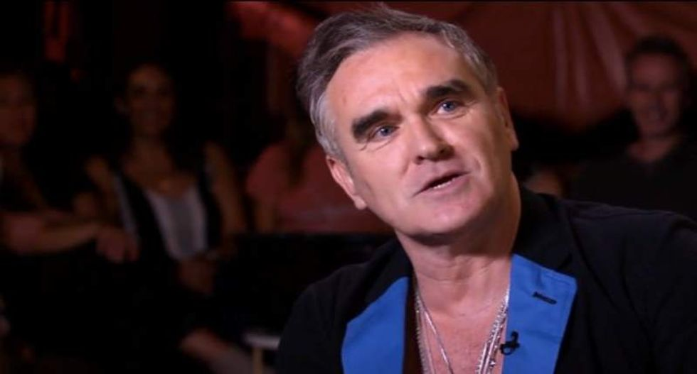 'Everyone ultimately prefers their own race': Morrissey claims he's not racist because everybody else is