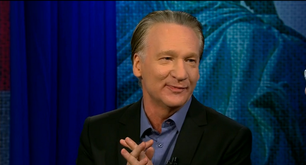 WATCH: Bill Maher pledges to do the unthinkable if Mitt Romney takes over the country