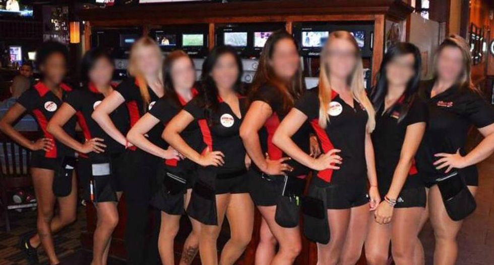 Bartender wins $24K settlement after being fired because her 'hot pants' didn't fit when she was pregnant
