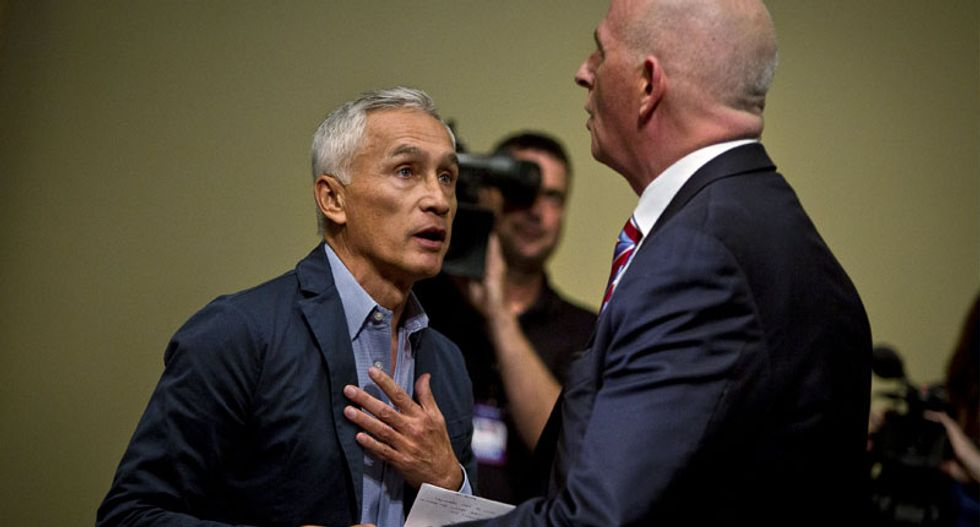 Trump defends removal of Univision anchor Jorge Ramos from news conference: 'He was totally out of line'