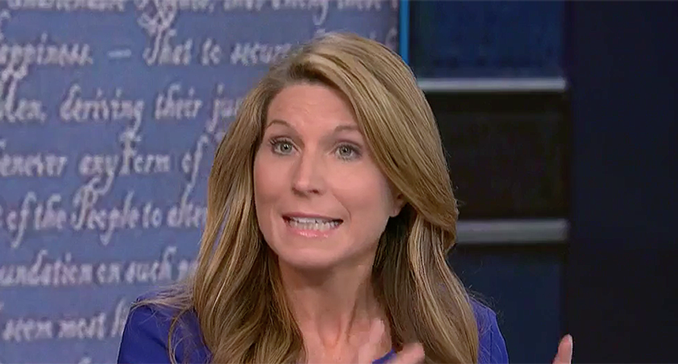 'Flaccid': MSNBC's Nicolle Wallace says Mike Pence couldn't get his energy up in debate and it'll hurt him with men