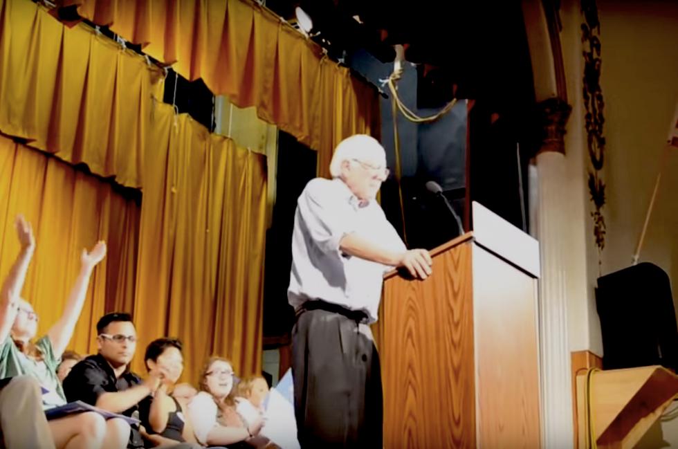 Bernie Sanders: 'Family values' is Republican code for 'let's control women's bodies'