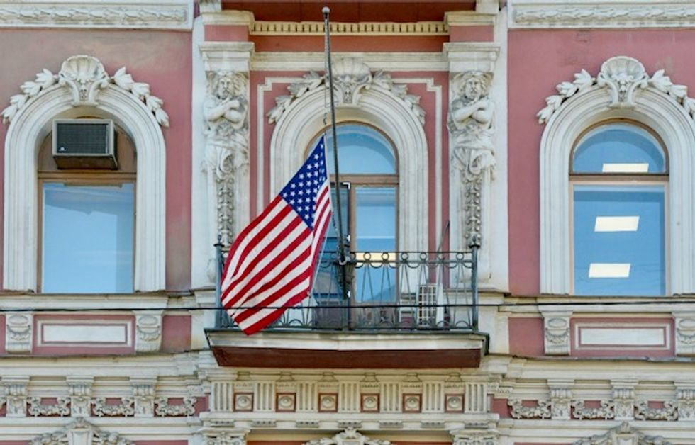 Expelled Russian diplomats set to leave US Saturday: ambassador