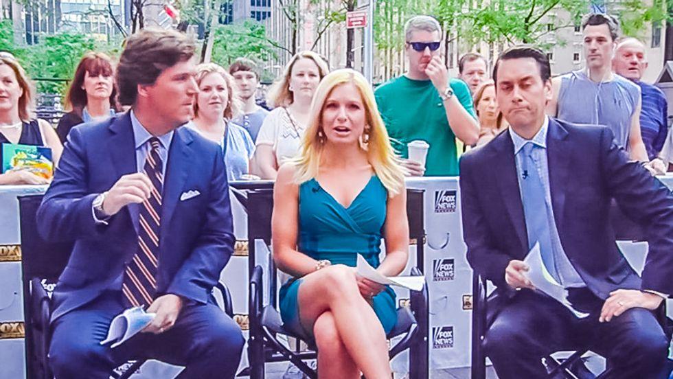 School Confederate flag ban enrages Fox & Friends hosts: Liberals 'hate expressions of patriotism'