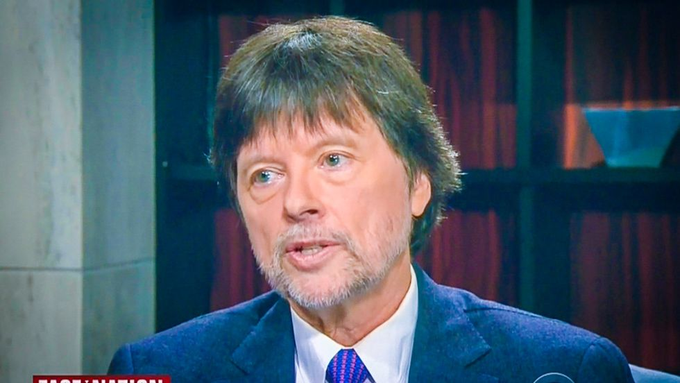 Ken Burns scorches Trump's GOP: 'They've now abandoned all admirable mandates -- and replaced them with xenophobic rants'