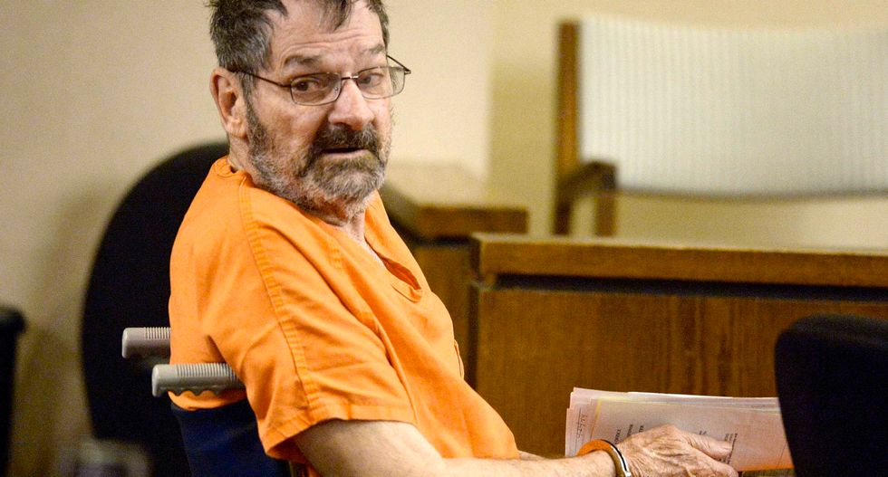 White supremacist Frazier Glenn Cross expressed surprise after learning his victims were not Jewish