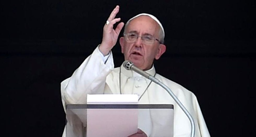 Pope Francis goes off script in Cuba to urge clergy to embrace poverty