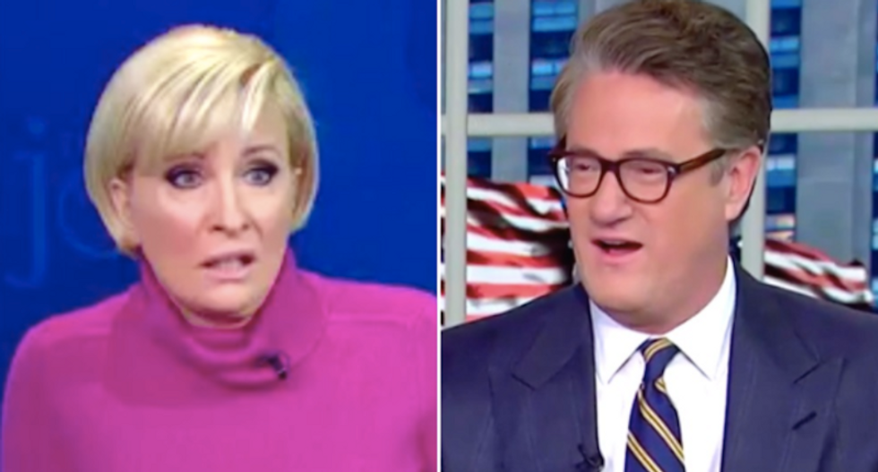 'Oh my God': Morning Joe stunned by Stephen Miller's 'anti-constitutional' claims about courts