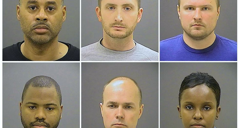 Baltimore judge allows charges against officers in Freddie Gray case