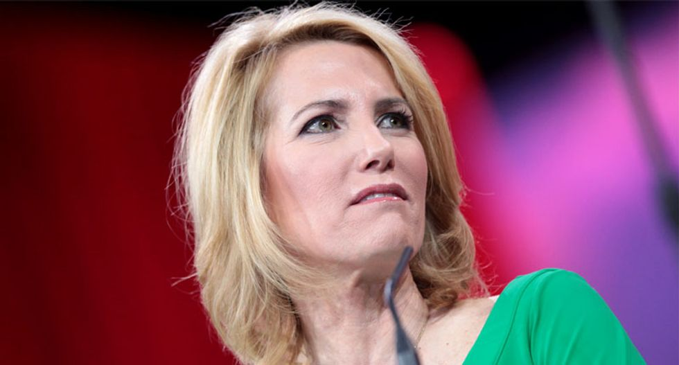 Fox's Laura Ingraham admitted she's preparing for Trump's defeat during 'melancholy' dinner with Roger Ailes's widow: report