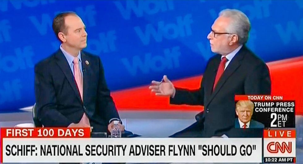 Adam Schiff drops bombshell: Michael Flynn may have used encryption to hide Russia talks from US