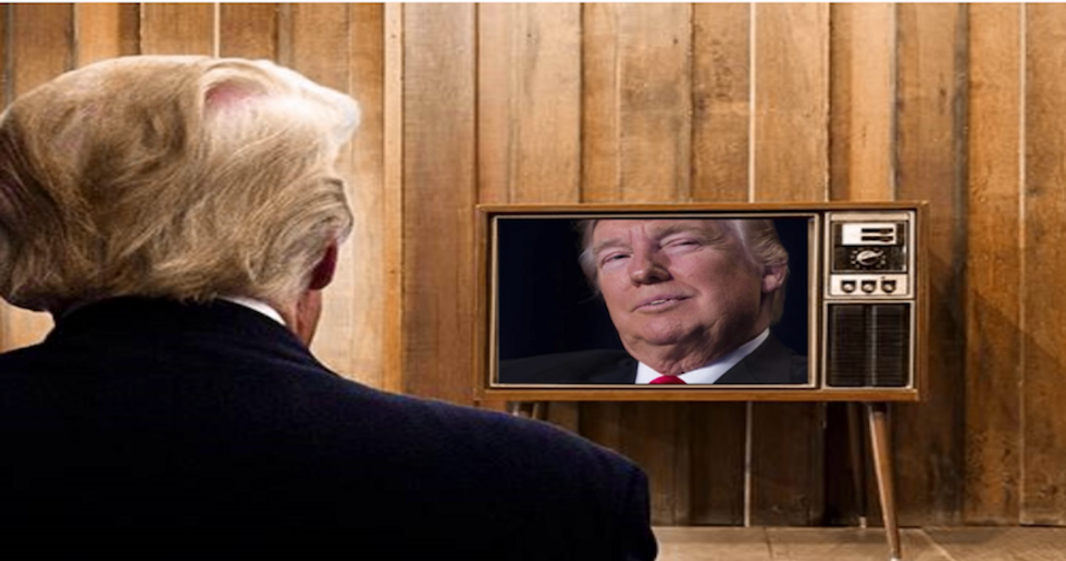 Trump is 'increasingly agitated and aggravated' as he watches television coverage of impeachment: report