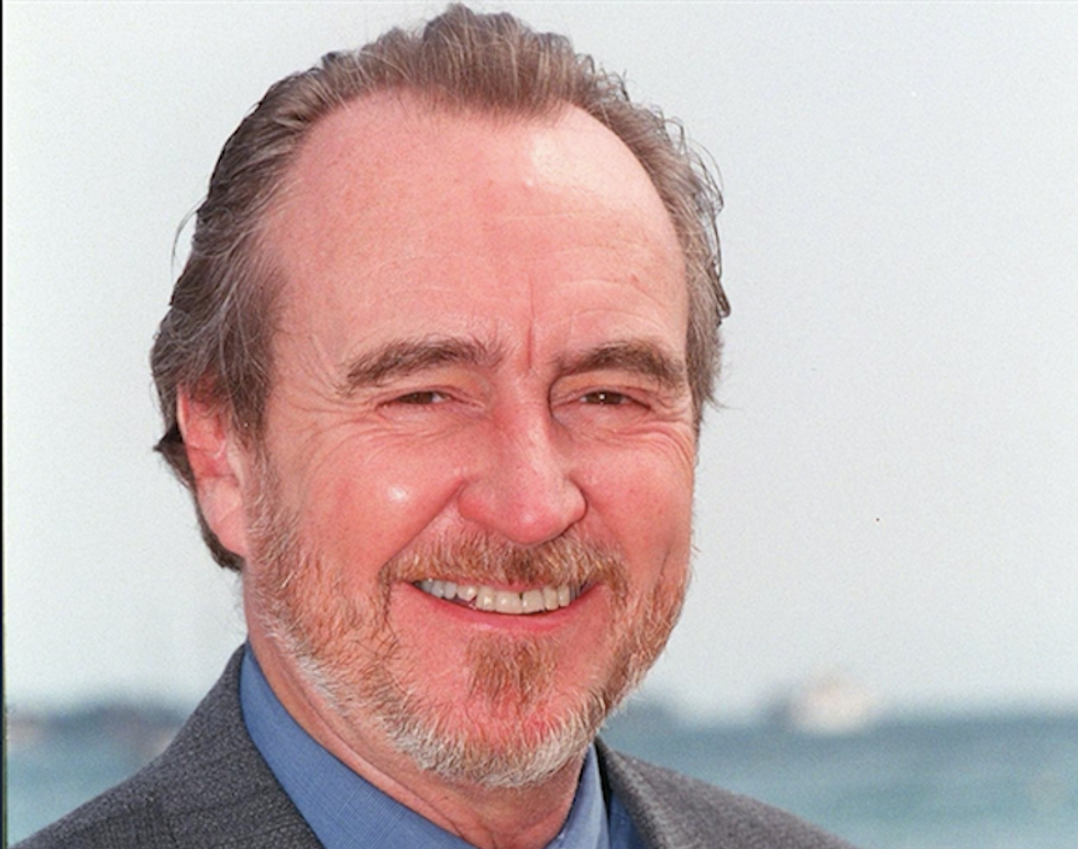 Legendary horror director Wes Craven dead at 76 of brain cancer