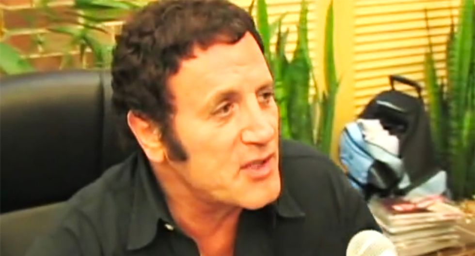'Shove your apology up your ass': Sylvester Stallone brother begs forgiveness for Parkland tweet -- and it doesn't go well