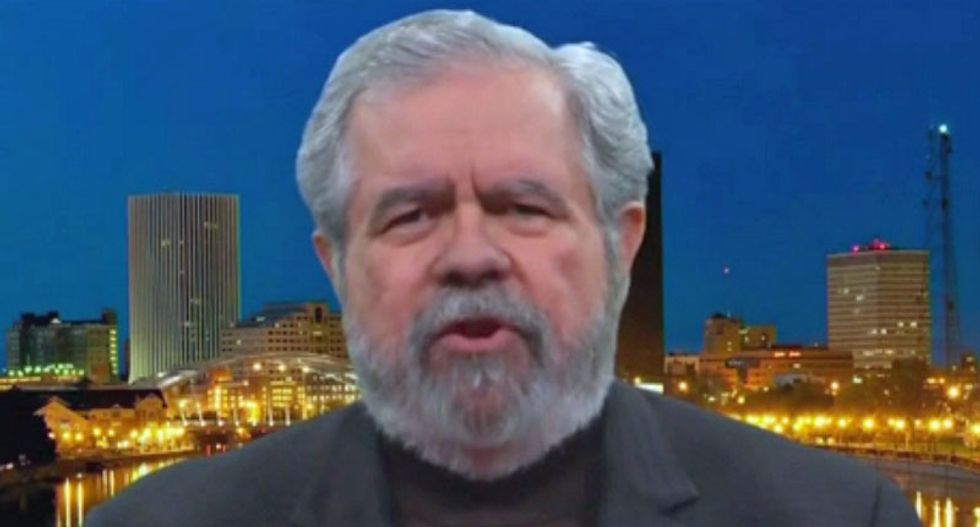 Tax expert David Cay Johnston reveals why the new IRS whistleblower scandal is 'very deeply disturbing'