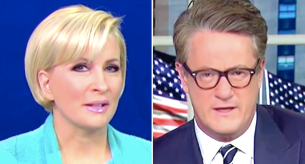 'If you go after the intel community, they'll go after you': Morning Joe explains how Sally Yates took out Flynn