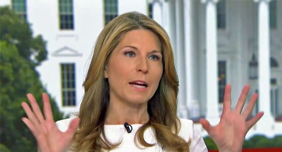 Nicolle Wallace reveals Trump's 'soft underbelly' that is the 'real trigger' for his latest panic