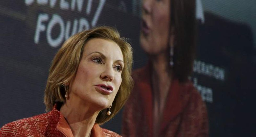 Carly Fiorina will join top 10 candidates for Sept. 16 GOP debate