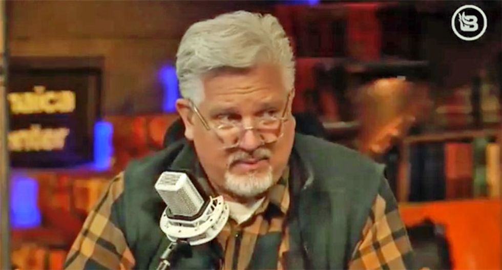 'I'd rather die': Glenn Beck joins the GOP call for old people to sacrifice themselves to coronavirus