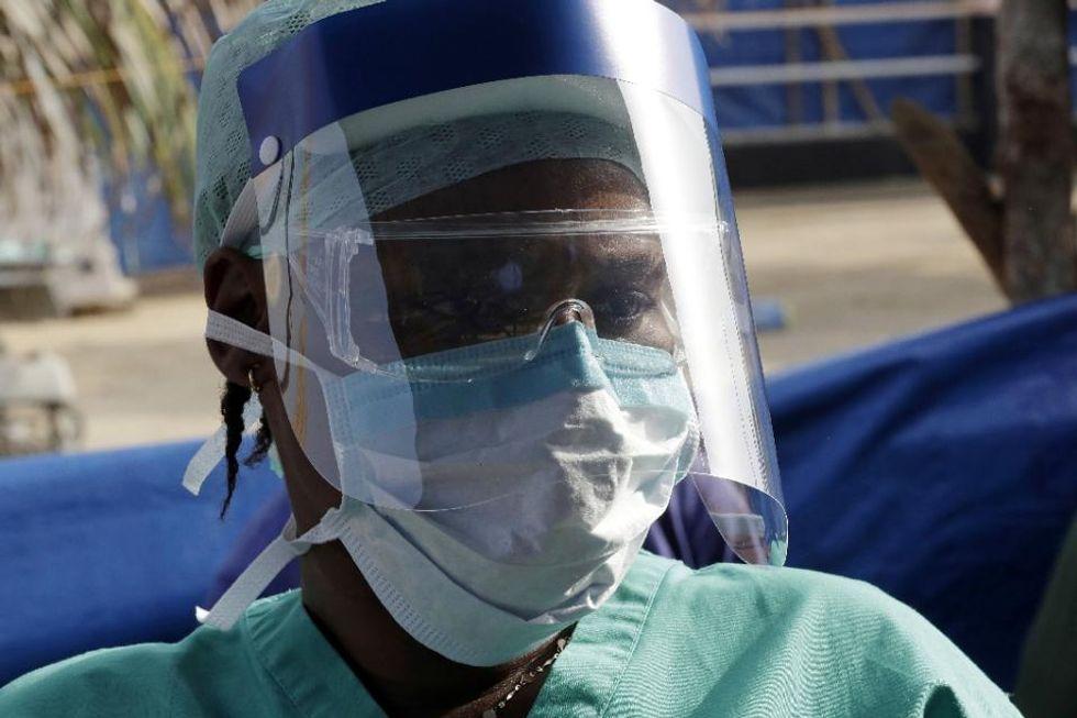 Coronavirus nurses ask an Ebola veteran: Is it OK to be afraid?