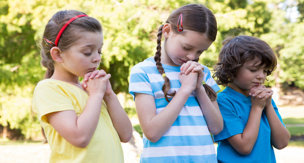Christians urge parents to save their kids from 'indoctrination' with an 'exodus' from public schools