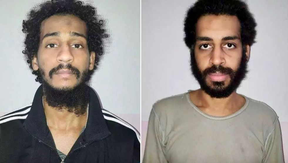 Two IS 'Beatles' being brought to US to face charges