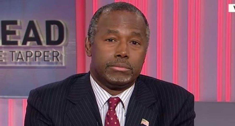 Ben Carson tries to one-up Trump: Every visitor to US should 'register and be monitored'
