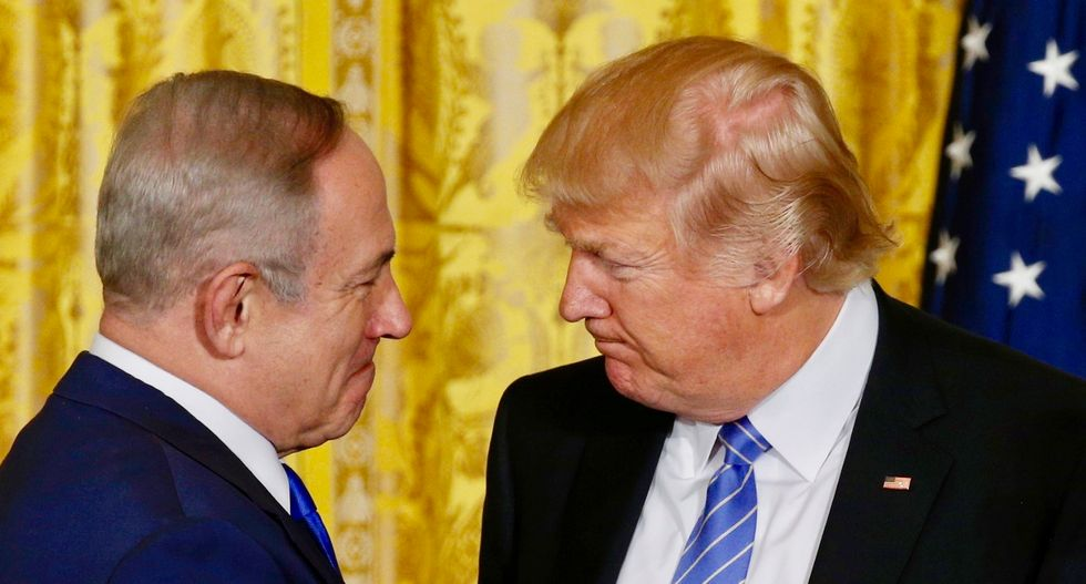 Netanyahu to visit White House: US official