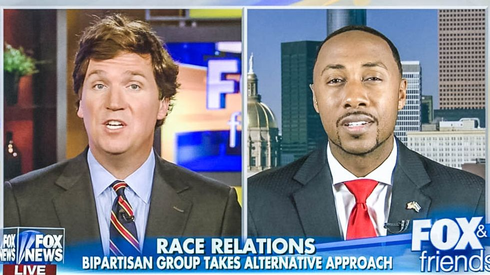 Fox News host: 'Everyone benefited' from putting more blacks in prison for drugs in the 1990s
